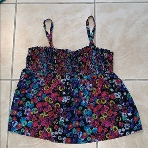 💖Torrid baby doll top Size 3 💖